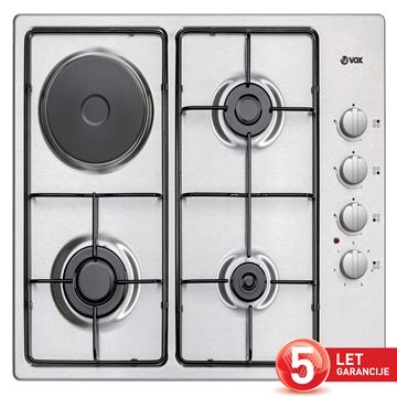 Picture of VOX vgradna kuhalna plošča EBG 310 GIX