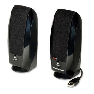 Picture of LOGITECH S150 2.0 1.2W USB črni zvočniki