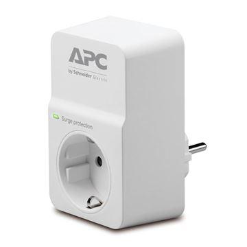 Picture of APC SurgeArrest Essential PM1W-GR 1xSchuko prenapetostna zaščita