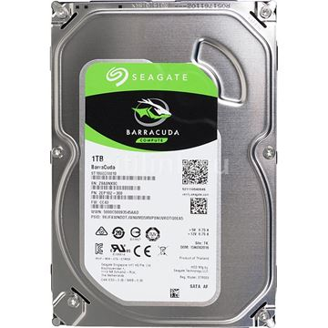 "Picture of SEAGATE BARRACUDA 1TB 3,5"" SATA3 64MB 7200 (ST1000DM010) trdi disk"