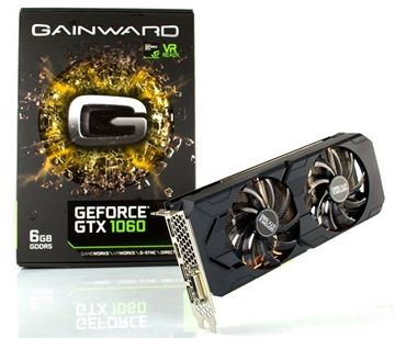 Picture of GAINWARD GTX 1060 6GB