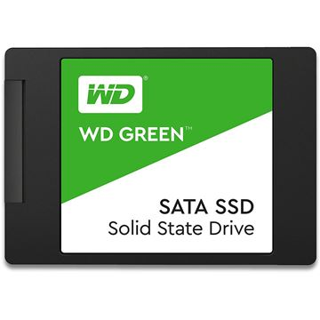 "Picture of WD Green 120GB 2,5"" SATA3 (WDS120G2G0A) SSD"