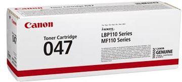 Picture of TONER CANON CRG-047 ZA LPB113w, MF113w, MF112 ZA 1.600 STRANI
