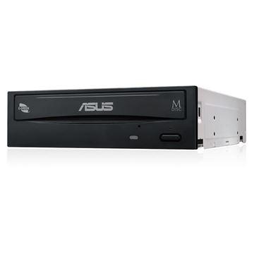 Picture of ASUS DRW-24D5MT SATA DVD-RW črn BULK vgradni zapisovalec