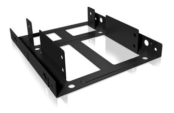 """Picture of Icybox adapter za 2×SSD/HDD iz 2,5"""" na 3,5"""" za vgradnjo v ohišje"""