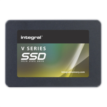 Picture of Integral 120GB SSD V Series TLC NAND SATA3 2.5'''' + 9mm adapter, version 2