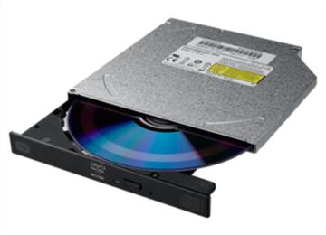 "Picture of Liteon vgradni zapisovalnik DS-8ACSH 8x DVD, 24x CD, za 2.5"" DS-8ACSH-24-B"