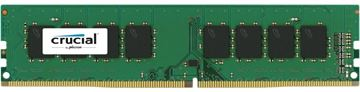 Picture of Crucial 4GB DDR4-2666 UDIMM PC4-21300 CL19, 1.2V