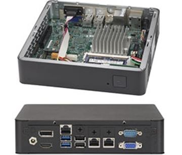 Picture of Supermicro SuperServer E200-9AP