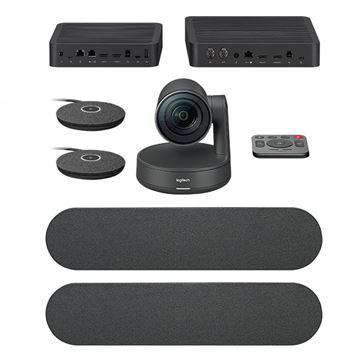 Picture of LOGITECH RALLY Plus Ultra-HD 4K (960-001224) konferenčna kamera