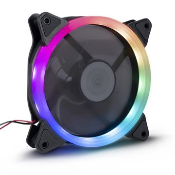Picture of INTER-TECH ARGUS RS-051 RGB 120mm ventilator