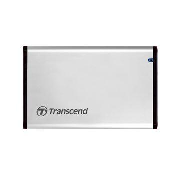 """Picture of SSD Transcend ohišje 2,5"""" SATA, kovinsko, USB 3.1, za ponovno uporabo 2,5'''' HDD"""