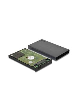 """Picture of HDD/SSD PORT ohišje za vgradni disk 2,5"""" USB-C, SATA"""
