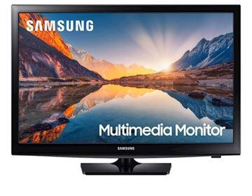 Picture of Multimedijski monitor z  daljinskim upravljalnikom in vgrajenimi zvočniki