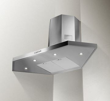 Picture of Kotna kuhinjska napa FABER  STILO ANGOLO/SP EV8 LED X A100