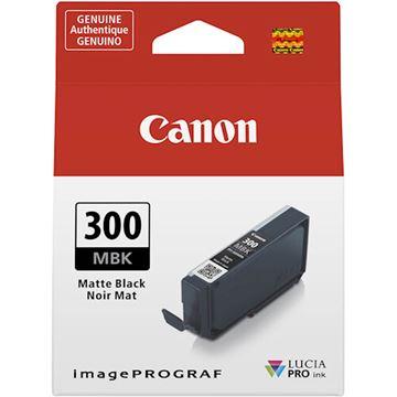 Picture of ČRNILO CANON PFI-300 MAT ČRNA ZA PRO300 14,4 ml