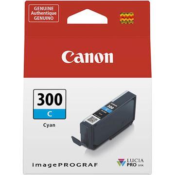 Picture of ČRNILO CANON PFI-300 CYAN ZA PRO300 14,4 ml
