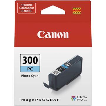 Picture of ČRNILO CANON PFI-300 FOTO CYAN ZA PRO300 14,4 ml