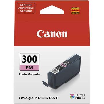 Picture of ČRNILO CANON PFI-300 FOTO MAGENTA ZA PRO300 14,4 ml