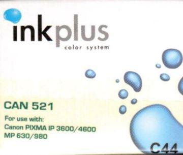 Picture of KART kompatibilna Canon CLI-521C Cyan