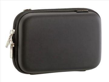 """Picture of Torbica za prenosni disk 2,5"""" RivaCase torbica za disk ali GPS črna 9101"""