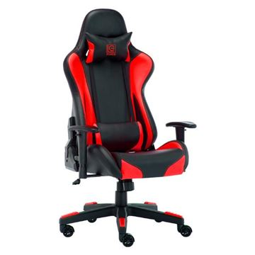 Picture of STOL LC POWER LC-GC-600BR črn/rdeč gaming